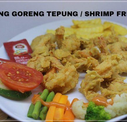 Udang Goreng Tepung (Shrimp Fried)